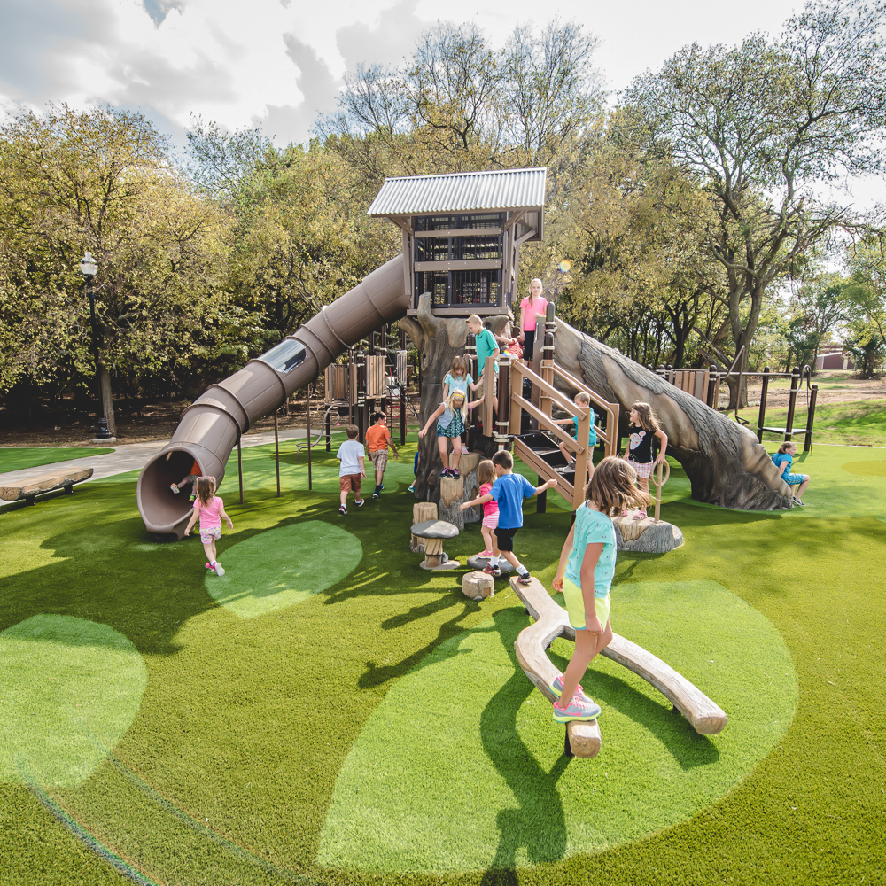 Playground equipment ross recreation ross recreation for Ideanature