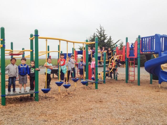 Graves Elementary School - Salinas, CA