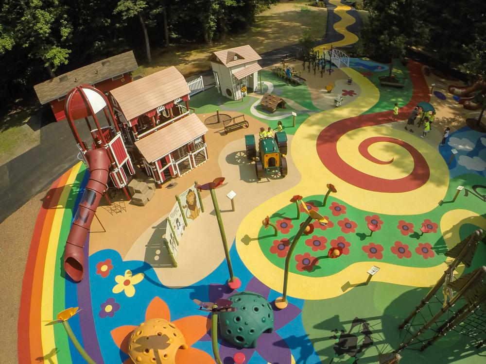 Modern Playground Design Play Areas