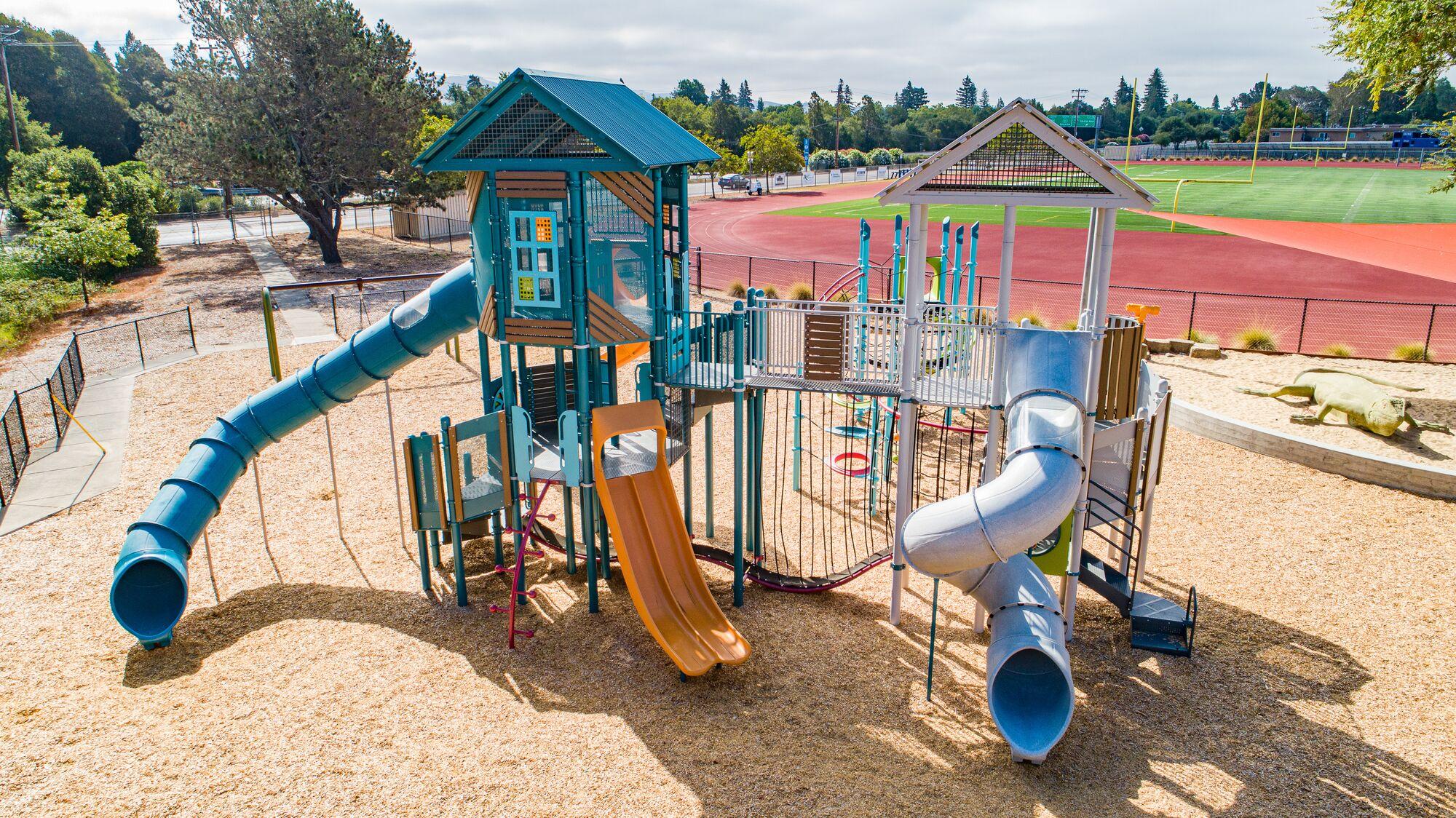 Playground Fantastico, Napa