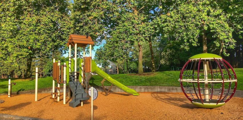 New Replaces The Old At Dorotea Park Ross Recreation